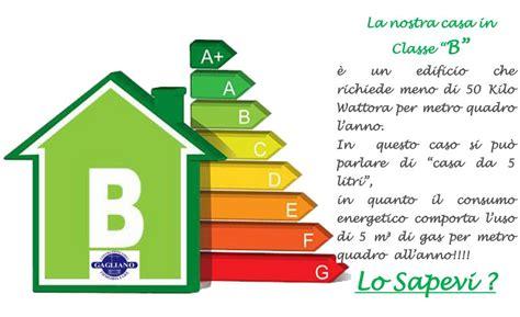 Classe Energetica Di Una Casa by Le Caratteristiche Delle In Classe Energetica B