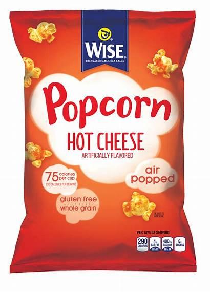 Wise Snacks Popcorn Cheese Gluten Snack Walmart