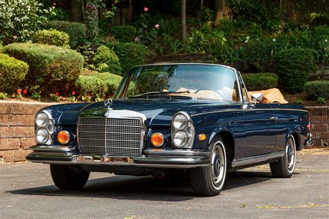 1966 Mercedes-benz 280se Cabriolet Craigs Antiques Antique Furniture St Louis Mo S D Collectibles Postcards Worth Grandmother Clock Value Baccarat Crystal Sconces Typewriter Desk Automobiles Of America