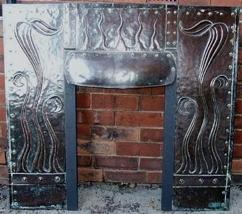 Flames Fireplaces by Arts Amp Crafts Fireplace Insert