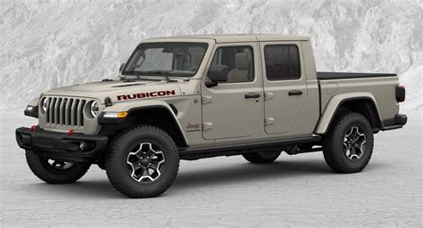 2020 Jeep Rubicon by Here S What A Fully Loaded 2020 Jeep Gladiator Rubicon