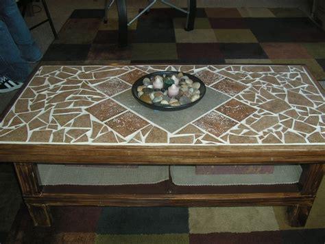 diy mosaic tile coffee table table mosaic ideas tiled