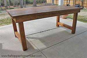 Diy Outdoor Wood Tables - Diy (Do It Your Self)