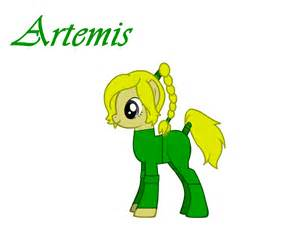 Artemis From Young Justice