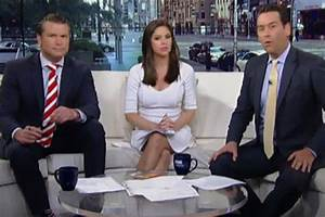 'Fox & Friends' host forced to issue on-air statement ...
