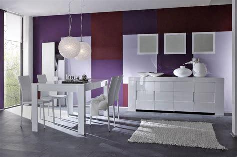 salle 224 manger meubl 233 et design blanc meuble et