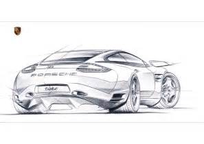 design automobile porsche car design sketching misc sketches car design sketch and porsche cars