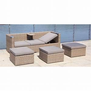Lounge Set Garten : zebra jack loungeset 5 teilig geflecht garten freizeit ~ Yasmunasinghe.com Haus und Dekorationen