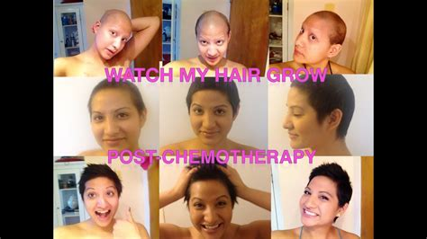 hairgrowth post chemotherapy young women  breast