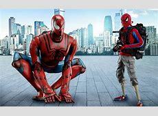 SpiderMan SpiderBot Figure Nerd Much?