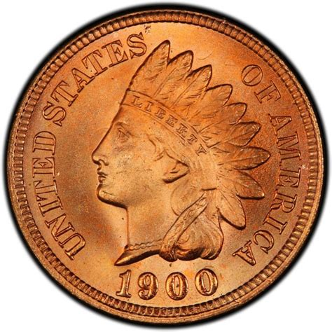 indian pennies 1900 indian head pennies values and prices past sales coinvalues com