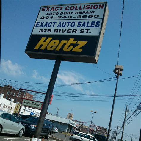 hertz phone number hertz rent a car car rental 360 river st hackensack