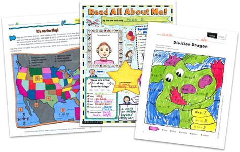 Scholastic Teachables (formerly Scholastic Printables