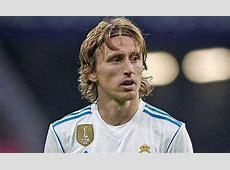 Real Madrid news Luka Modric drops transfer bombshell