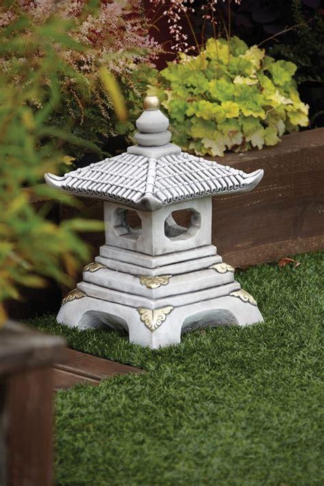 garden pagoda lantern japanese temple  tier japanese