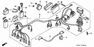 2000 Honda Rancher Wiring Diagram