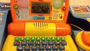 vtech kids laptop numbers letters logic and games With vtech numbers and letters