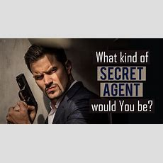 What Kind Of Secret Agent Would You Be? Question 1  What