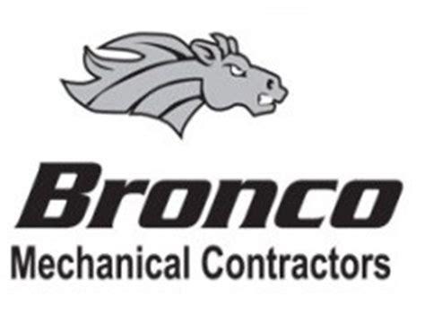 bronco mechanical contractors  edmonton ab