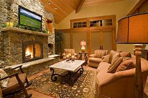 Steve Bennett Builders: Interior photo - comfortable livin