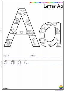 Alphabet Beginning Sounds Worksheets  U2013 You Clever Monkey