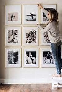 Decor, Inspiration, Grid, Gallery, Wall, Ideas, U2014, The, Decorista