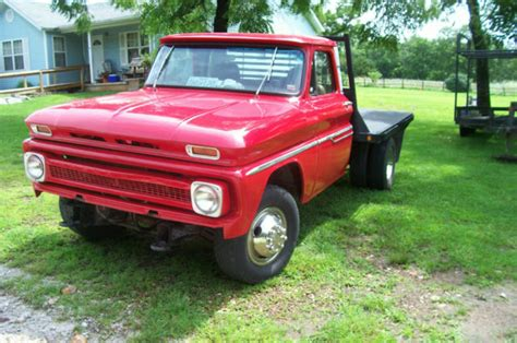 1966 Chevy 1tondually 65 Turbo Diesel For Sale Photos