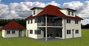Haus Raumaufteilung Planen : flachdach planen software zur flachdachplanung ~ Lizthompson.info Haus und Dekorationen