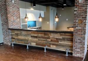 floors and decor atlanta recycled pallet wood wall paneling sustainable lumber