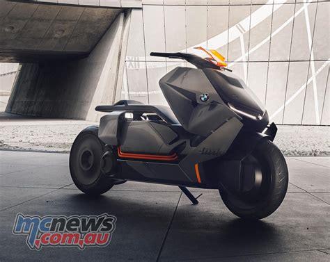 Bmw Motorrad Concept Link  New Urban Mobility Mcnewscomau