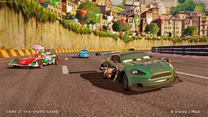 Cars 2 Video : cars 2 the video game game giant bomb ~ Medecine-chirurgie-esthetiques.com Avis de Voitures