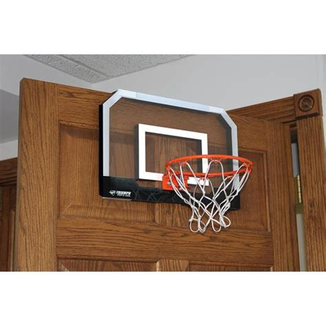 the door basketball hoop triumph sports 45 6080 the door court mini basketball