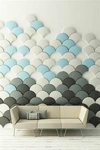 Deco Mural Salon : le carrelage mural en 50 variantes pour vos murs ~ Teatrodelosmanantiales.com Idées de Décoration
