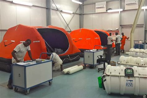 safety equipment servicing stapem offshore