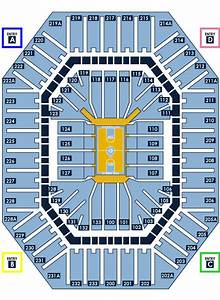 Sacramento Kings Projected Depth Chart Dean Smith Carmichael Center Seating Charts Keeping It