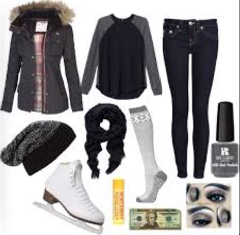 30 best Outfits for ice skating dates images on Pinterest | Ice skating Figure skating and Ice ...