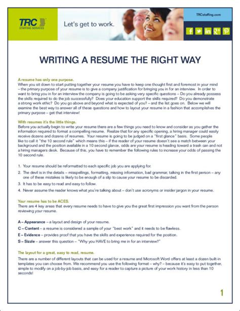 To Right A Resume by What Is Thin Resume 4 Ways To Add Substance To A Thin Resume