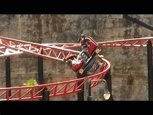 Six Flags Fiesta Texas Pandemonium - Rollercoasters Photo ...