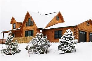 Gastineau Log Homes Use Quaker U2019s Brighton Wood Windows  U0026 Doors
