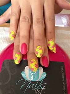 #nails art #acrylic nails #summer | Nails on nails ...