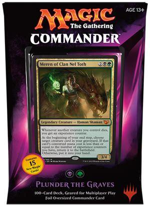 mtg deck 2015 mtg commander 2015 plunder the deck on sale at