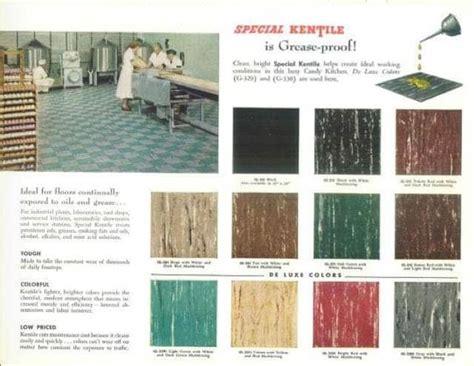 kentile vinyl asbestos floor tiles