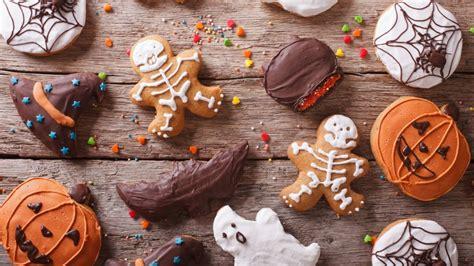 recettes effrayantes pour halloween  faire avec les