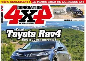 Generation 4x4 La Ricamarie : g n ration 4x4 n 5 est en kiosque generation 4x4 magazine ~ Gottalentnigeria.com Avis de Voitures