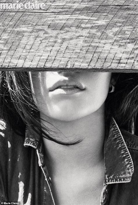 Camila Cabello Looks Sexy Photo Spread For Marie Claire
