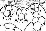 Slime Rancher Coloring Pages Printable Sheets Okisrael sketch template