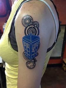 Dr who tattoo Tattoo Ideas Pinterest