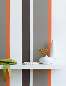 Peinture Pour Mur Extérieur : nos astuces en photos pour peindre une pi ce en deux ~ Dailycaller-alerts.com Idées de Décoration