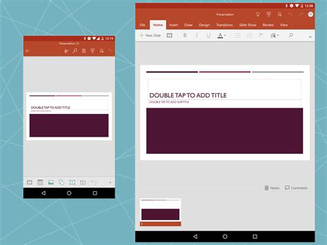 microsoft powerpoint for android computerworld singapore the best office apps for android
