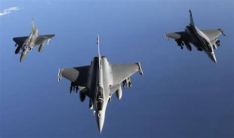 France Launches First Air Strikes Against Islamic State Group Targets In Syria